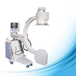 Mobile C-arm / with video column PLX112D Nanjing Perlove Radial-Video Equipment