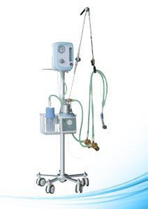 Non-invasive ventilator / pediatric NLF-200D Nanjing Perlove Radial-Video Equipment