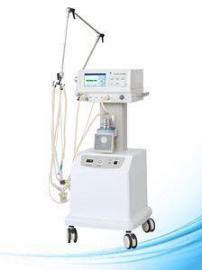 Intensive care ventilator / non-invasive / pediatric NLF-200A Nanjing Perlove Radial-Video Equipment