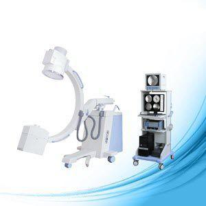 Mobile C-arm / with video column PLX112B Nanjing Perlove Radial-Video Equipment
