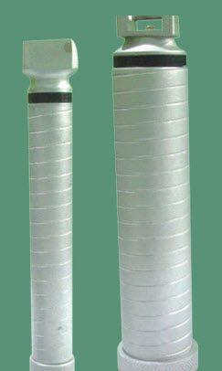 Fiber optic laryngoscope handle / disposable SCOPE MEDICAL