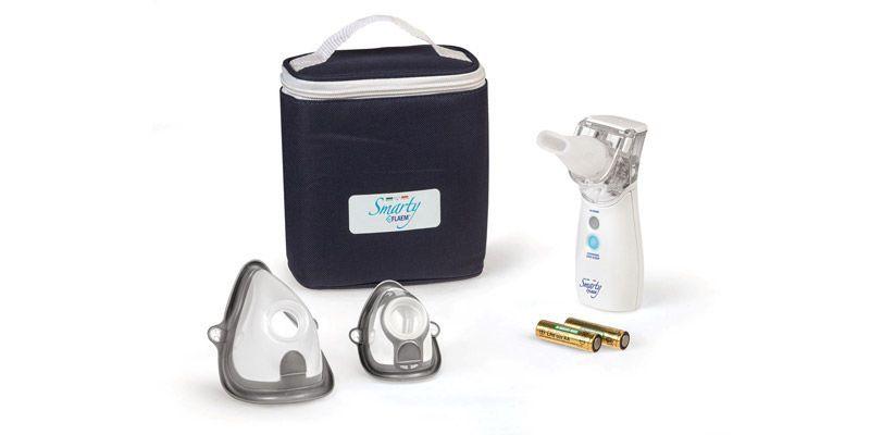 Pneumatic nebulizer Smarty Flaem Nuova