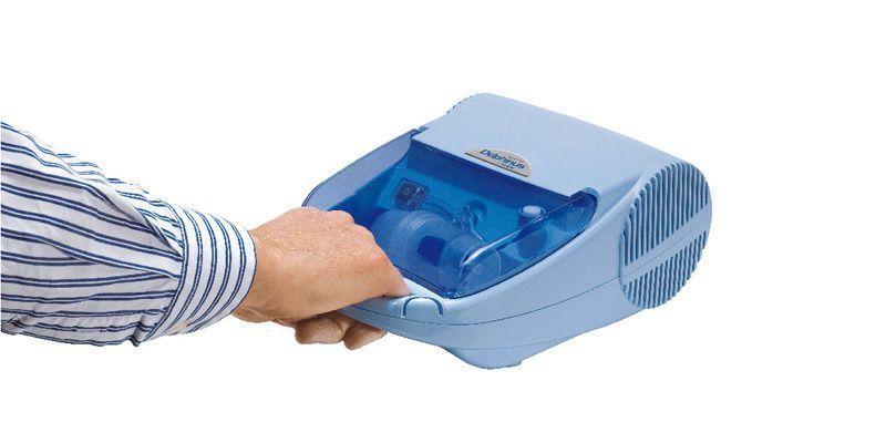 Pneumatic nebulizer / infant / with compressor Delphinus Flaem Nuova