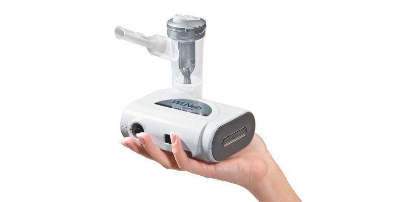 Pneumatic nebulizer / infant / with compressor Wi.Neb Flaem Nuova