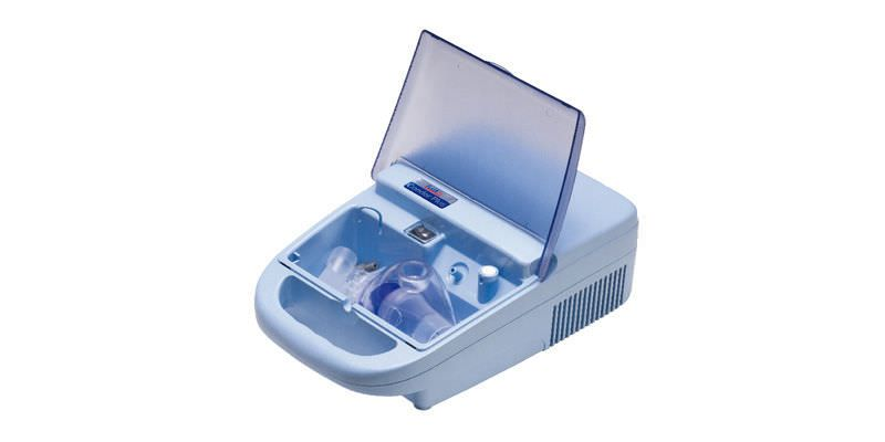 Pneumatic nebulizer / infant / with compressor Condor Plus Flaem Nuova