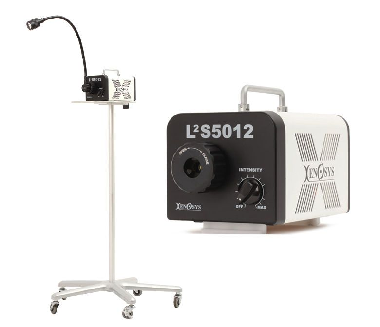Minor surgery examination lamp / LED / on casters L2S5012 Xenosys