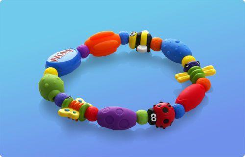 Teether baby Bug-a-Loop™ Nuby