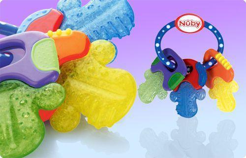 Teether baby IcyBite Nuby