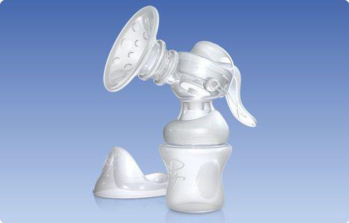 Electric breast pump / portable Rhythm™ Nuby