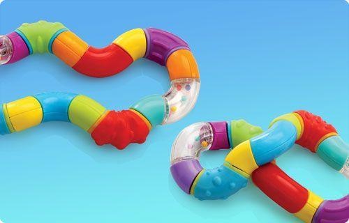Teether baby Twista Rattle™ Nuby