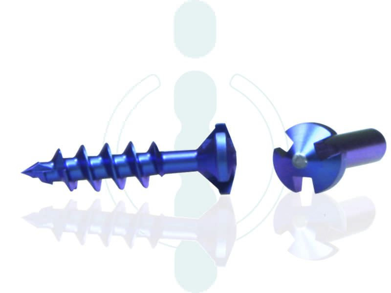 Weil osteotomy cortical screw / not absorbable TWISTER® | 11-14 mm INTERCUS
