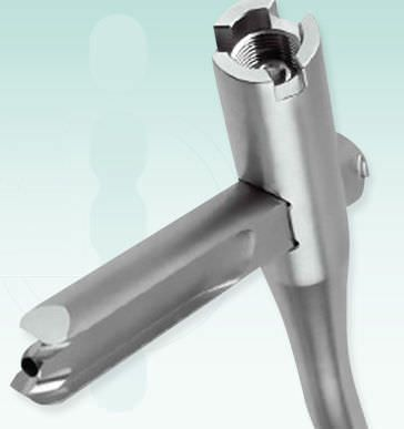 Human intramedullary nail / femur / proximal Gliding nail GN INTERCUS