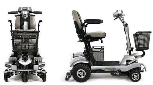 5-wheel electric scooter Quingo™ Flyte Quingo