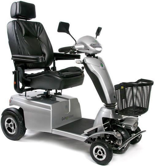5-wheel electric scooter Quingo™ Toura Quingo