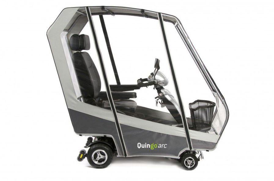 5-wheel electric scooter Quingo™ Vitess Quingo