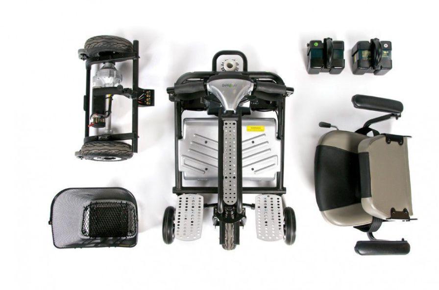 5-wheel electric scooter Quingo™ Air Quingo