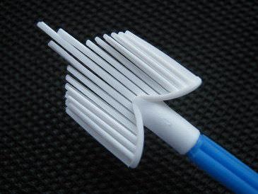 Cervical brush disposable szsf002 Suzhou Shunfeng Plastic