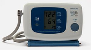 Automatic blood pressure monitor / electronic / arm / wireless Carematix