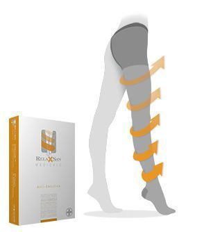 Maternity pantyhose (orthopedic clothing) / compression / woman Art. M0380RA Calze G.T.