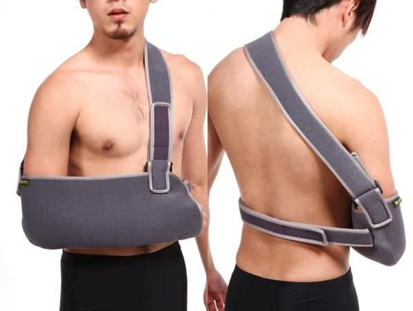 Arm sling with waist support straps / human SQ1-H005 Senteq