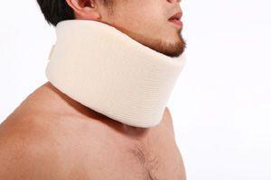 Dense foam cervical collar / C3 SQ1-A001 Senteq