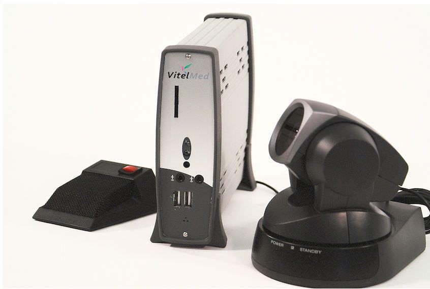 Digital camera / teleconsultation VitelMed