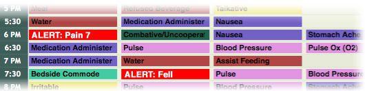 Alert management software CareAlerts™ eCaring