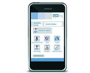 IOS application / medication management Premed2go LOWTeq