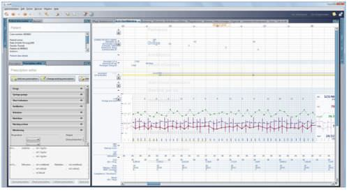 Management software / medical / intensive care e.ICR LOWTeq