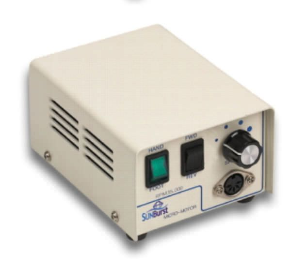Dental micromotor control unit SC-80 CHUNG SONG INDUSTRIAL