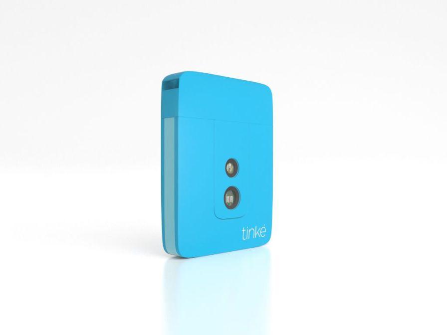 Handheld vital signs monitor / wireless tinké Zensorium