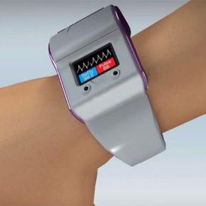 Wrist pulse oximeter / wireless Oxitone