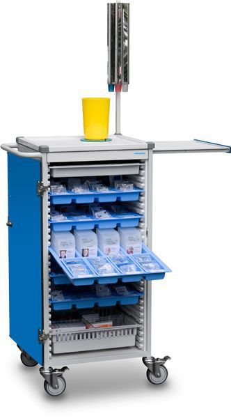 Medicine distribution trolley B12.001 Wiegand