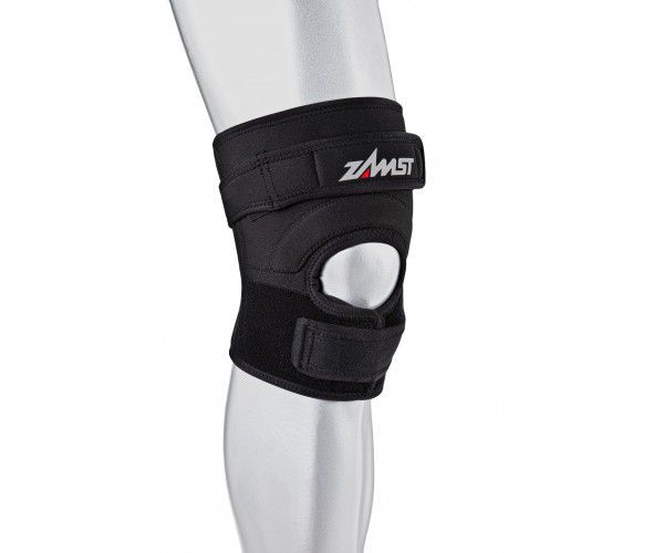 Knee orthosis (orthopedic immobilization) / open knee / with patellar buttress JK-2 Nippon Sigmax