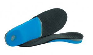Orthopedic insoles with heel pad MH Altitude Mile High Orthotics Labs