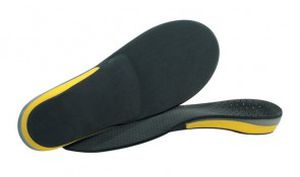 Orthopedic insoles with heel pad Outback Mile High Orthotics Labs