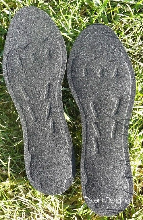 Orthopedic insoles with transverse arch pad / with heel pad / for flat feet / for hallux rigidus AirFeet AirFeet