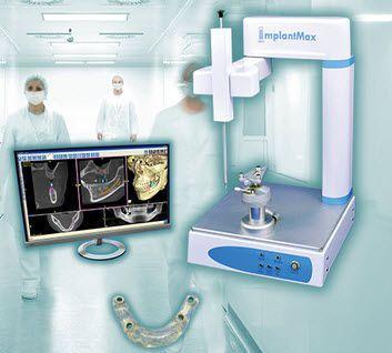 Pin drilling machine ImplantMax Saturn Imaging Inc.