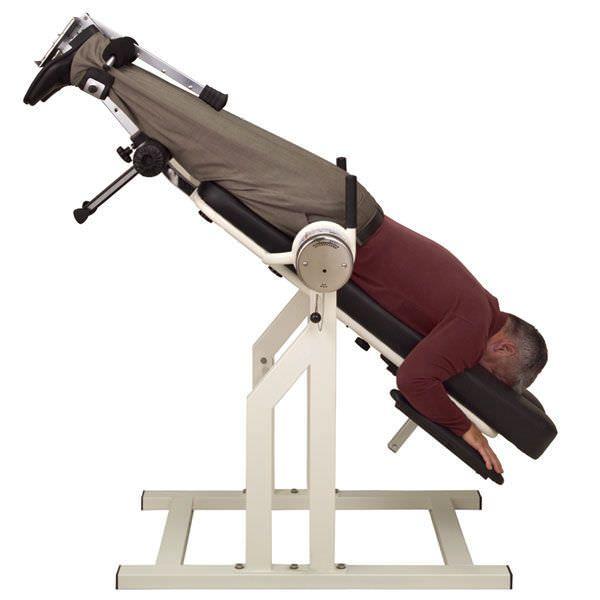 Motorized inversion table DFM Teeter