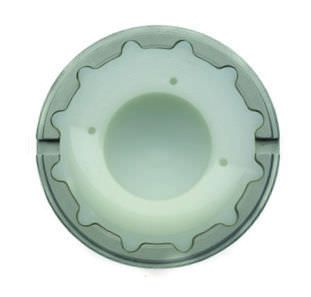 Traditional acetabular prosthesis / cementless SHY® Surgival