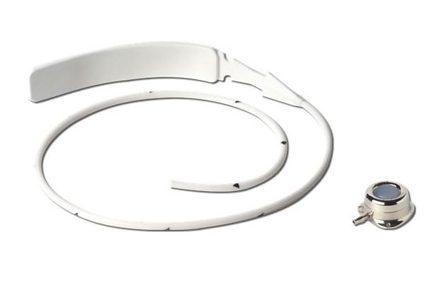 Adjustable gastric band / low-pressure MIDBAND™ MID - Medical Innovation Developpements