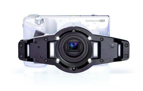 Digital camera / dental EYESPECIAL C-II Shofu Dental GmbH
