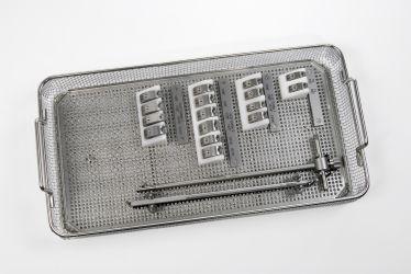 Ancillary kit / orthopedic surgery (interbody fusion cage) ALIF ST Intromed Medizintechnik