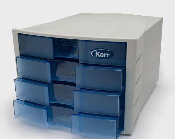 Medical cabinet / dentist office / 4-drawer Kerr
