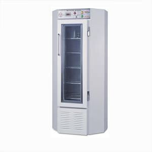 Blood bank refrigerator / vertical / 1-door BS 150D Indrel a.