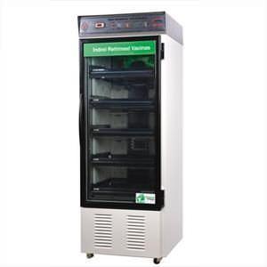 Pharmacy refrigerator / cabinet / 1-door RVV 440D Indrel a.