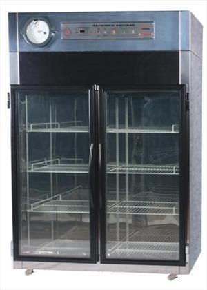 Pharmacy refrigerator / cabinet / 2-door RVV 1500D Indrel a.