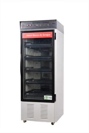 Blood bank refrigerator / vertical / 1-door BSG 05D Indrel a.