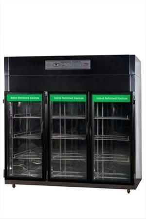 Pharmacy refrigerator / cabinet / 3-door RVV 2000D Indrel a.