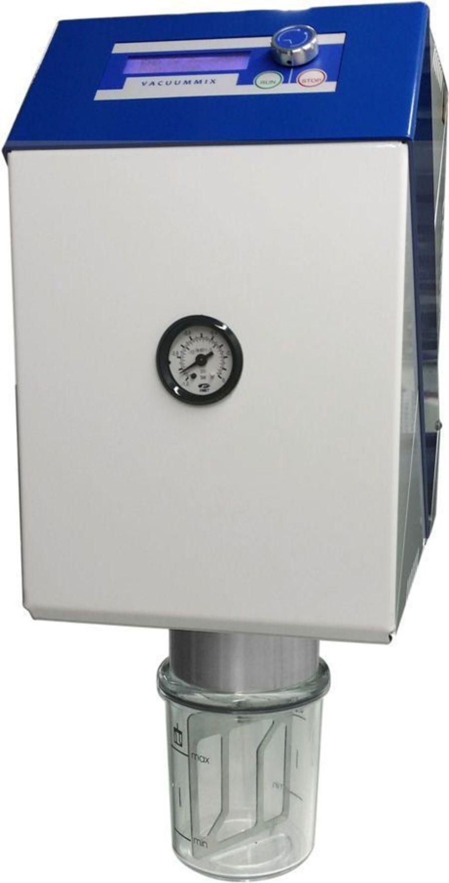Dental laboratory mixer / vacuum Vmix Vacuumix INTERDENT d.o.o.
